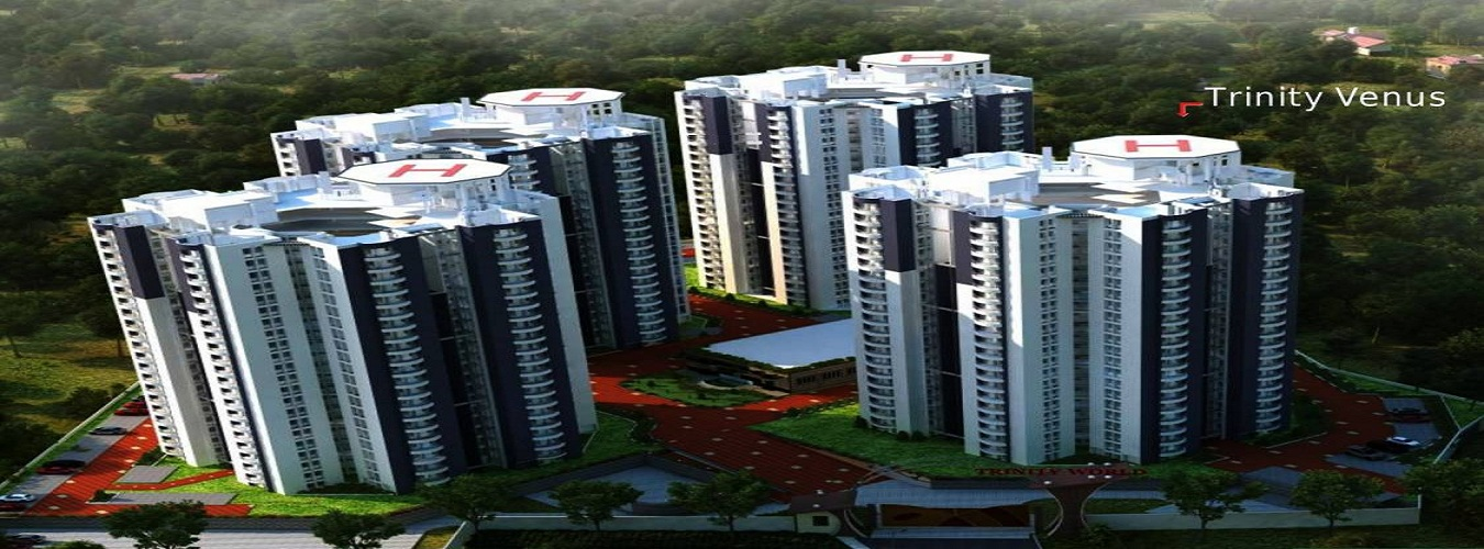 Trinity Venus in Kakkanad. New Residential Projects for Buy in Kakkanad hindustanproperty.com.