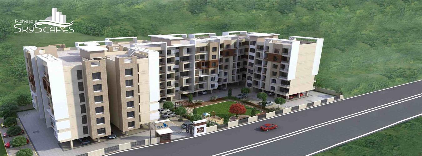 Sky Scapes in Saddu. New Residential Projects for Buy in Saddu hindustanproperty.com.