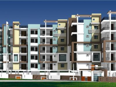 flat / apartment, bangalore, new thippasandra, image